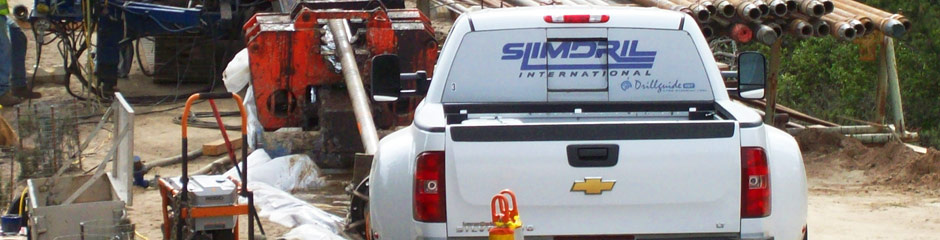 Slimdril Worktruck